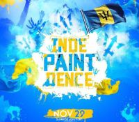 BOBBY KUSH AT INDE PAINT DENCE-BARBADOS
