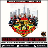 SLINGERZ FAMILY PRESENTS OLD SCHOOL RNB HIP HOP MIXTAPE