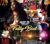 BASS ODYSSEY LS STONE LOVE LS FIRE LINKS@JAZZY J FULLY BAD ALL BLACK AFFAIR