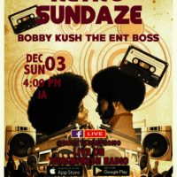 BOBBY KUSH LIVE ON RETRO SUNDAY'S YUNG N FRESH RADIO 3RD DEC 2017