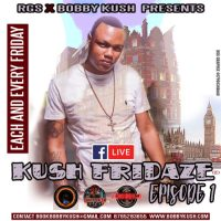 BOBBY KUSH LIVE ON KUSH FRIDAZE (YUNG N FRESH RADIO) 1ST DEC EPISODE 1