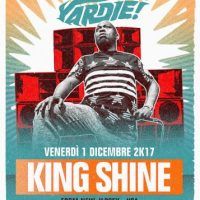 KING SHINE IN ROME ITALY FRIDAY 1ST DECEMBER 2017