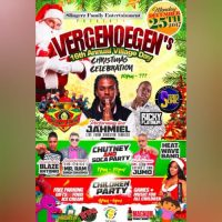 SLINGERZ FAMILY  RICKY PLATINUM AND JAHMIEL LIVE AT VERGENOEGEN'S 16TH ANNUAL VILLAGE DAY 2017
