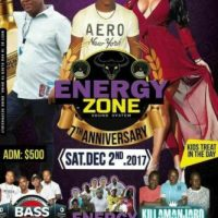 BASS ODYSSEY X KILLAMANJARO AT ENERGY ZONE ANNIVERSARY  2ND DEC 2017