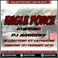 EAGLE FORCE SOUND IN LINSTEAD 1ST FEB 2018