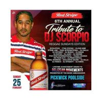 STONE JAM SOUND LIVE AT 6TH ANNUAL TRIBUTE TO DJ SCORPIO 2018 FT DJ KEYNEN AND DJ MOTION