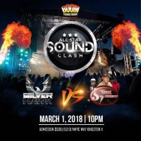 SOUND TROOPER VS SILVER HAWK ALL STAR BOOM CLASH 1ST MARCH 2018