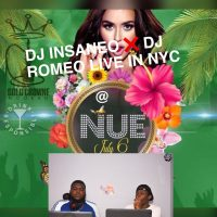 REBEL SOUND AND RENAISSANCE AT NUE NEW YORK CITY 6TH JULY 2018