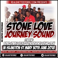 STONE LOVE LS JOURNEY SOUND IN ISLINGTON ST MARY 2018