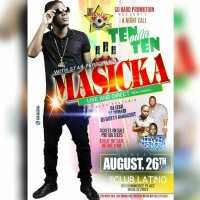 MASICKA AT CLUB LATINA IN SOUTH CAROLINA AUGUST 28TH 2018