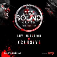 LUV INJECTION VS XCLUSIVE – BOOM ALL STAR SOUND CLASH 14TH MARCH 2019