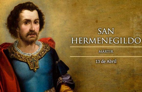 SAN HERMENEGILDO: PATRÓN DE NUESTRA REAL HERMANDAD