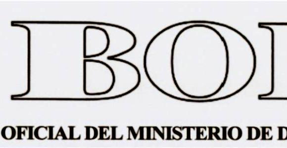 ORDENACIÓN DEL BOLETÍN OFICIAL DEL MINISTERIO DE DEFENSA