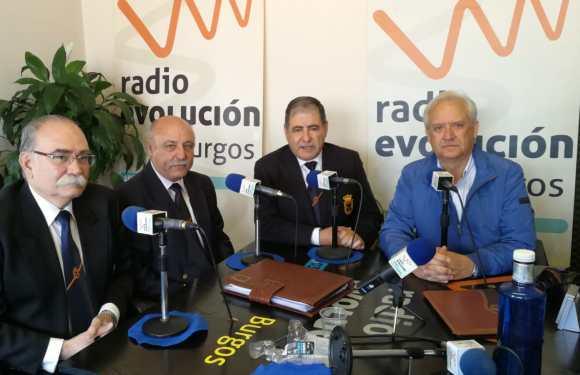 DELEGACIÓN DE BURGOS: CRÓNICAS CASTRENSES-Programa de Radio (7-NOV-2019)