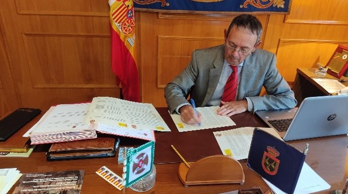 CONVENIO MINDEF-VOLUNTARIADO RHVFASYGC EN HOSPITAL CENTRAL DE LA DEFENSA