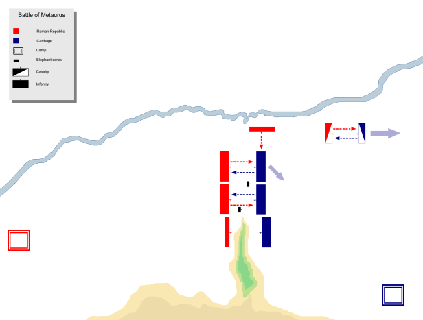 battle of the metaurus2