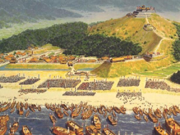 Invasion of Shikoku