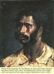 history ancient realhistoryww europe medieval renaissance blacks appearance era gericault cracked suggests either paint which misc