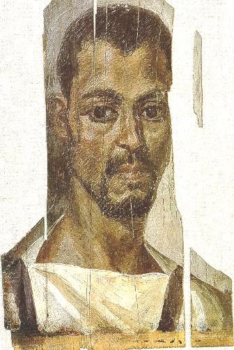 Egypt Roman Mummy Portraits  Set 3