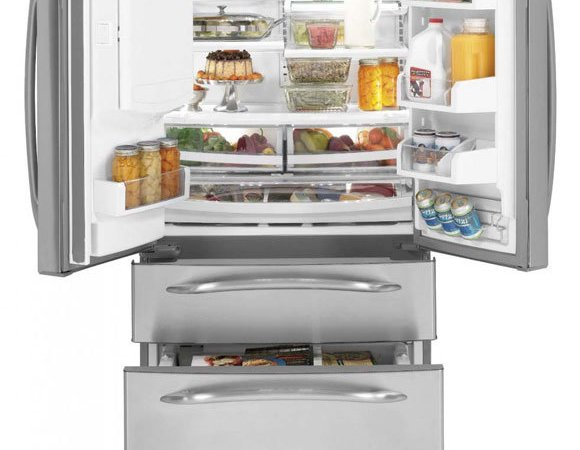 The Latest in Refrigerators