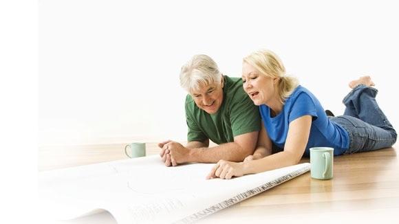 Help for senior citizens