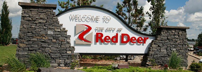 The City of Red Deer
