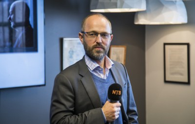 NTB-sjef Mads Magne Storvik