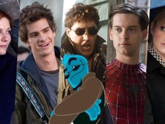 Osmosis Jones SpiderMan 3