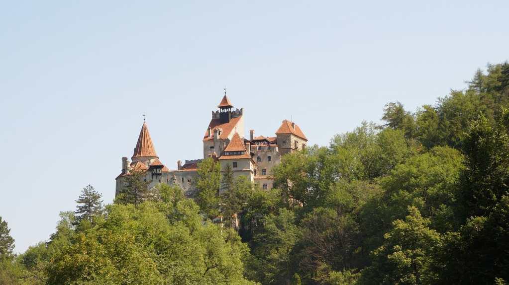 bran castle, romania, dracula