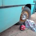 Motociclista morre esmagado por pneu dianteiro de ônibus na cidade de União