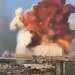 Explosão atinge Beirute e deixa pelo menos 25 mortos; vídeo