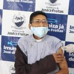 Prefeitura de José de Freitas começa a vacinar profissionais da saúde contra a Covid-19