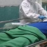 14 pacientes com Covid-19 estão internados no Hospital de Campanha em José de Freitas