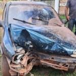 Mecânico sofre acidente em José de Freitas após perder o controle do veículo e colidir em árvore