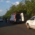 Guarda Municipal de José de Freitas sofre grave acidente na PI-113; sofreu fratura exposta