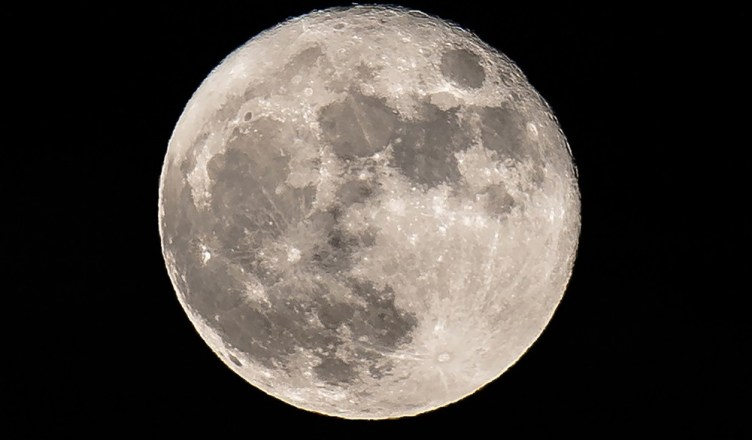 Nova Teoria da Formação da Lua