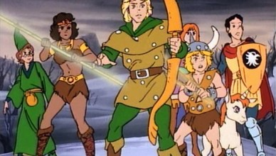 Caverna do Dragão - Como foi o último episódio?