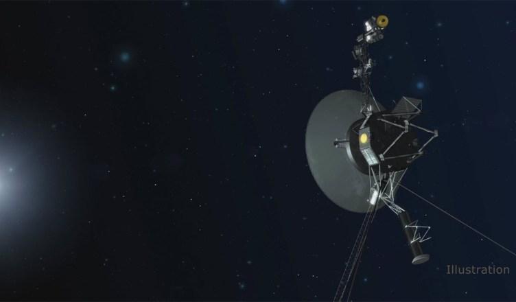 Sonda Voyager 1 religa Seus Motores Depois de 37 Anos