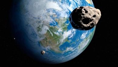 Asteroide chamado de 2002 AJ129 irá passar próximo da Terra