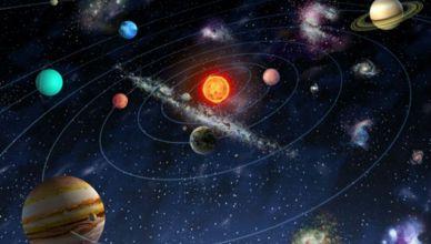 [Quiz] Teste Seu Conhecimento Sobre O Sistema Solar