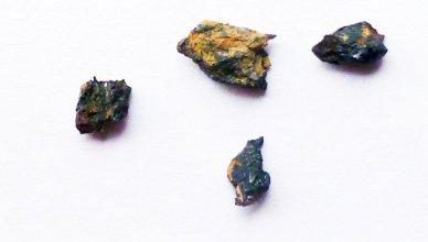 Rocha encontrada no Egito tem minerais que nunca vimos antes na Terra