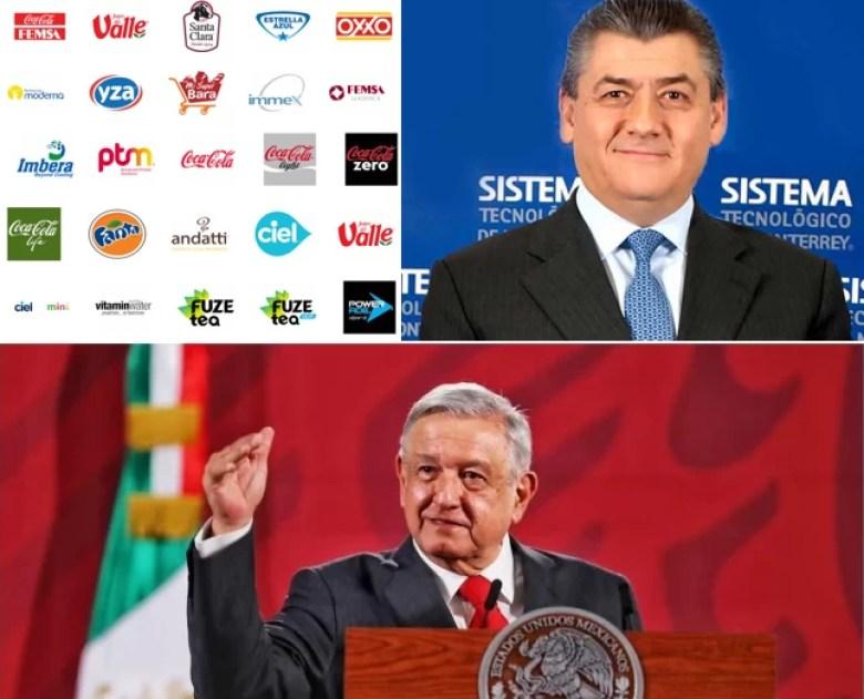 Dueño de Femsa pagará para sacar a AMLO del Gobierno | Periódico ...