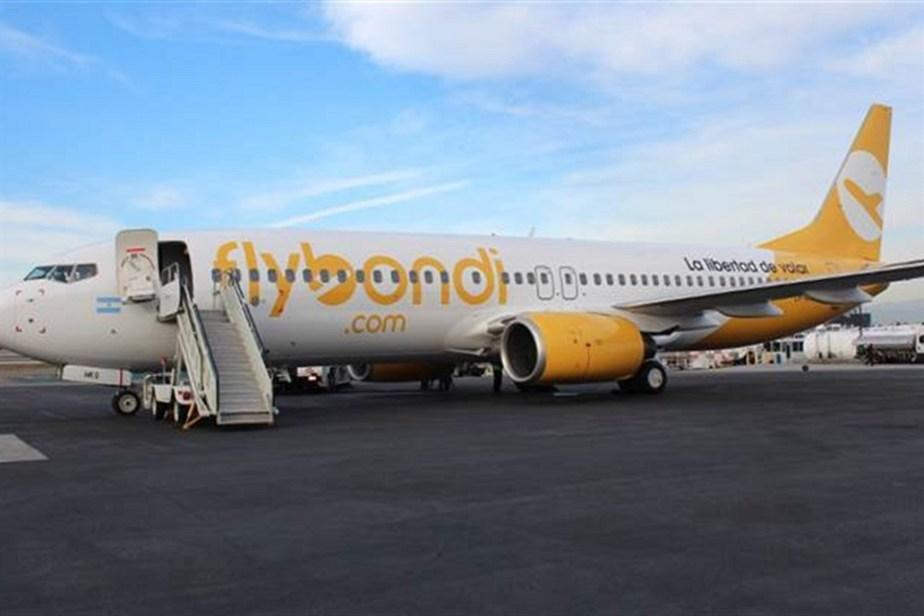 Flybondi sumará desde noviembre 12 vuelos semanales entre Córdoba y Bariloche