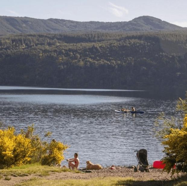 El Parque Nacional Lanín suspende actividades en área recreativas de la zona sur
