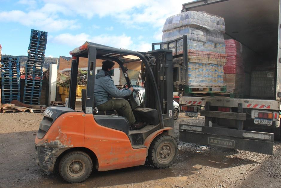 Marolio llega a San Martín de los Andes a través de la Distribuidora Caleuche