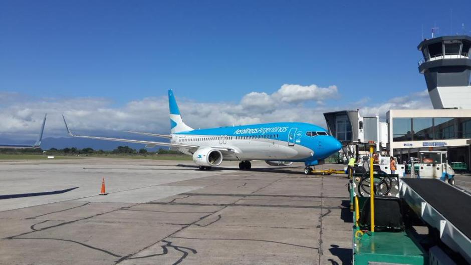 Este viernes llega el primer vuelo de cabotaje a Neuquén luego de la suspensión de los mismos por la pandemia