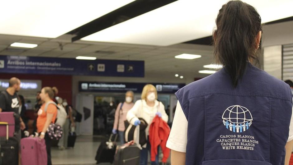 Nación ya comienza a trabajar para retomar los vuelos regulares el fin de semana