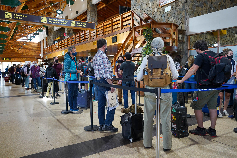 Aeropuerto Chapelco Carlos Campos