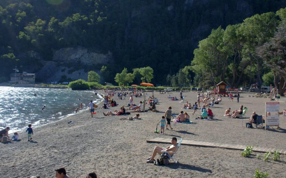 El verano continúa con un buen promedio de ocupación en San Martín de los Andes