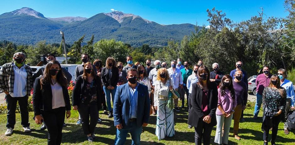 Se realizó en Villa La Angostura la primera reunión presencial del Consejo Provincial de Turismo